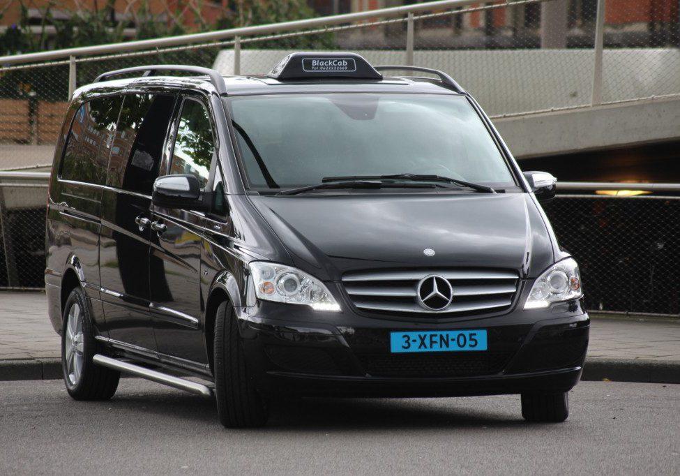 Black Cab Schiphol Taxi Groningen