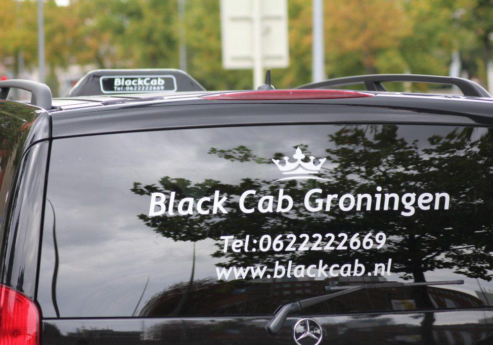 Schiphol Taxi Groningen busje