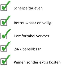Taxi Groningen